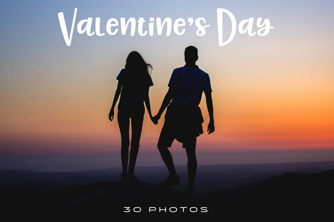 Valentines Day Photo Pack