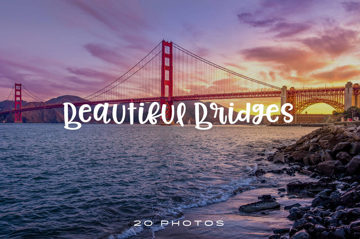 20 free stock photos of bridges