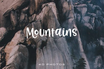 40 free mountains stock photos