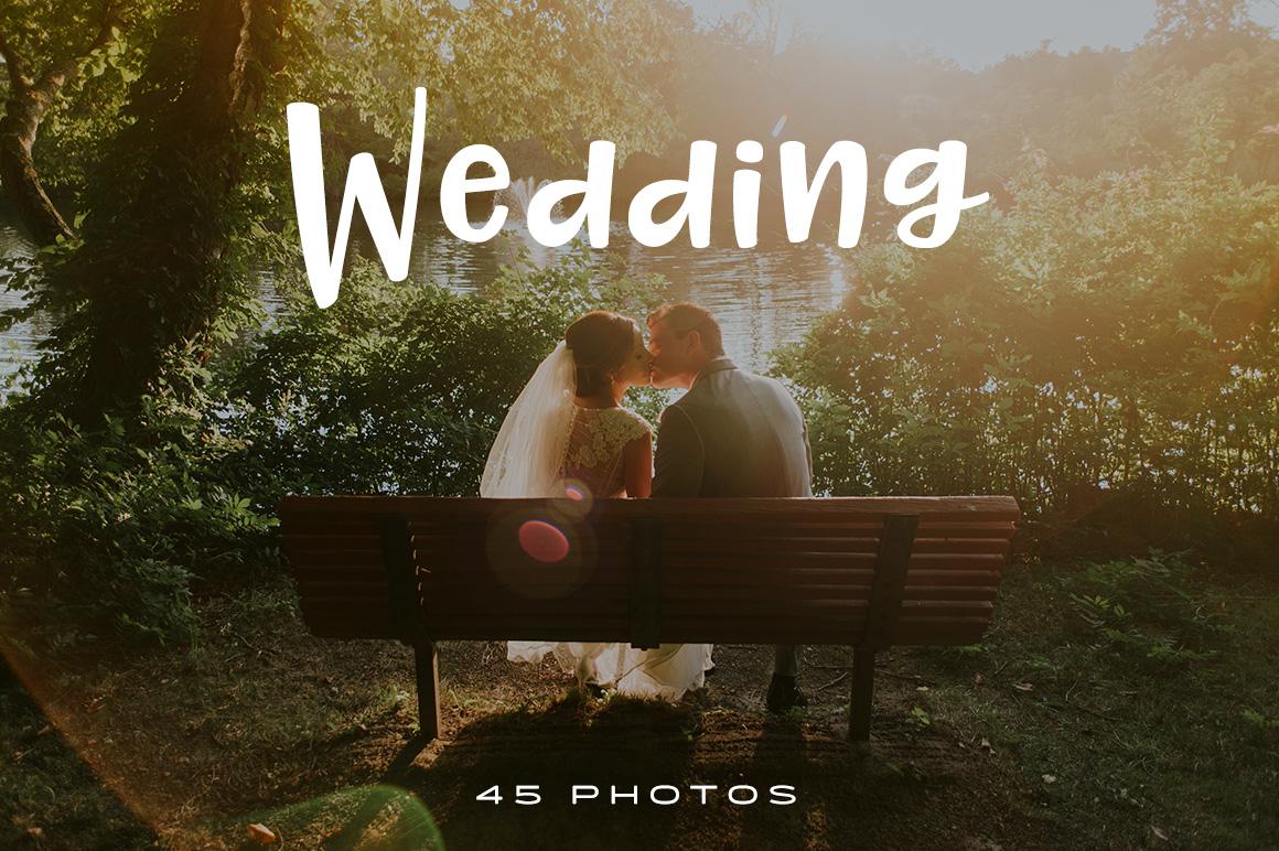 Wedding Photo pack