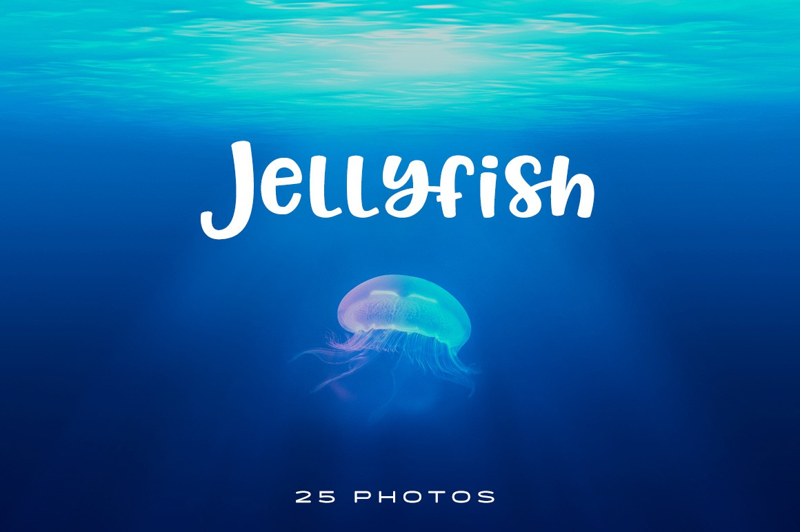 Jellyfish Photo pack