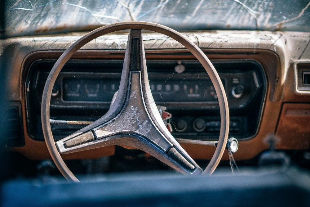 Abandoned-Vehicle
