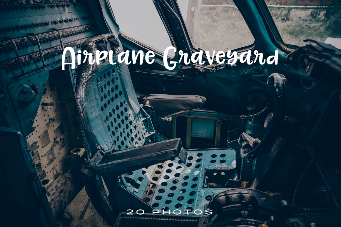 The Airplane Graveyard is one of the more unique sights in Bangkok. Check out this premium photo pack with one-of-a-kind images to see for yourself.