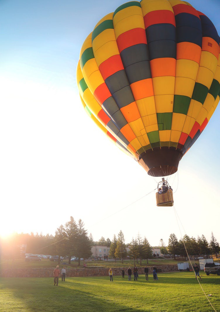 Free-Public-Domain-Photo-of-Hot-Air-Balloons1
