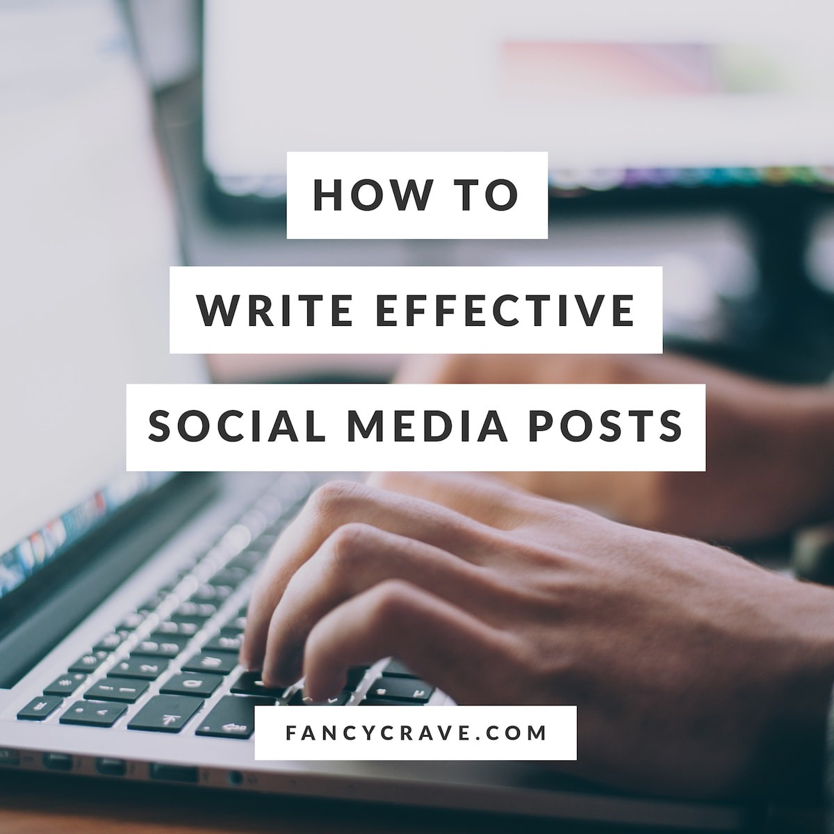 Effective social media writing means properly conveying your business or brand\'s message to the audience. Here are 5 tips to get you started.