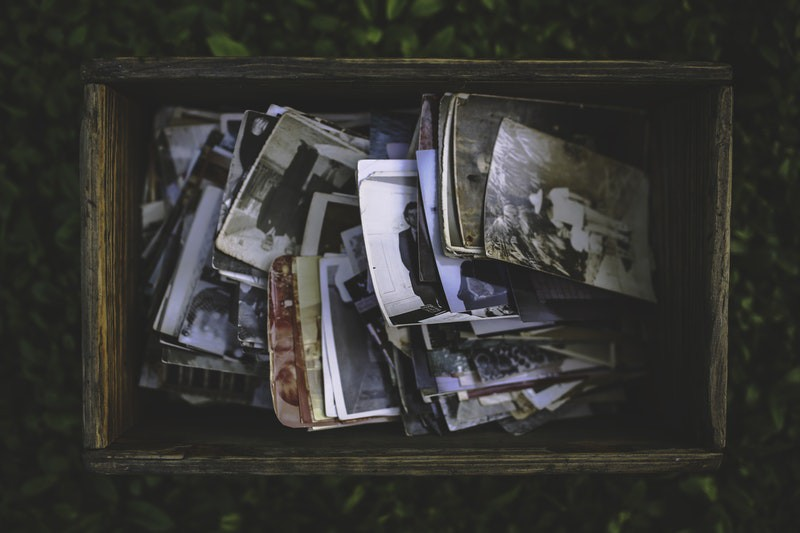 How To Store Photos