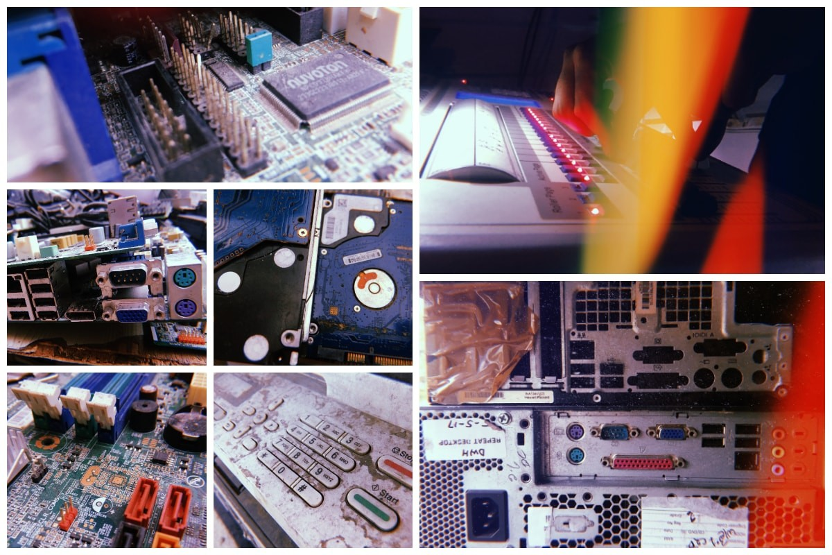 Electronics Market Photo Pack
