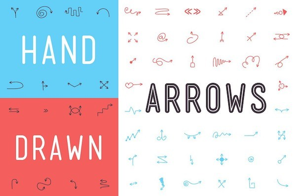 Hand-Drawn-Arrows
