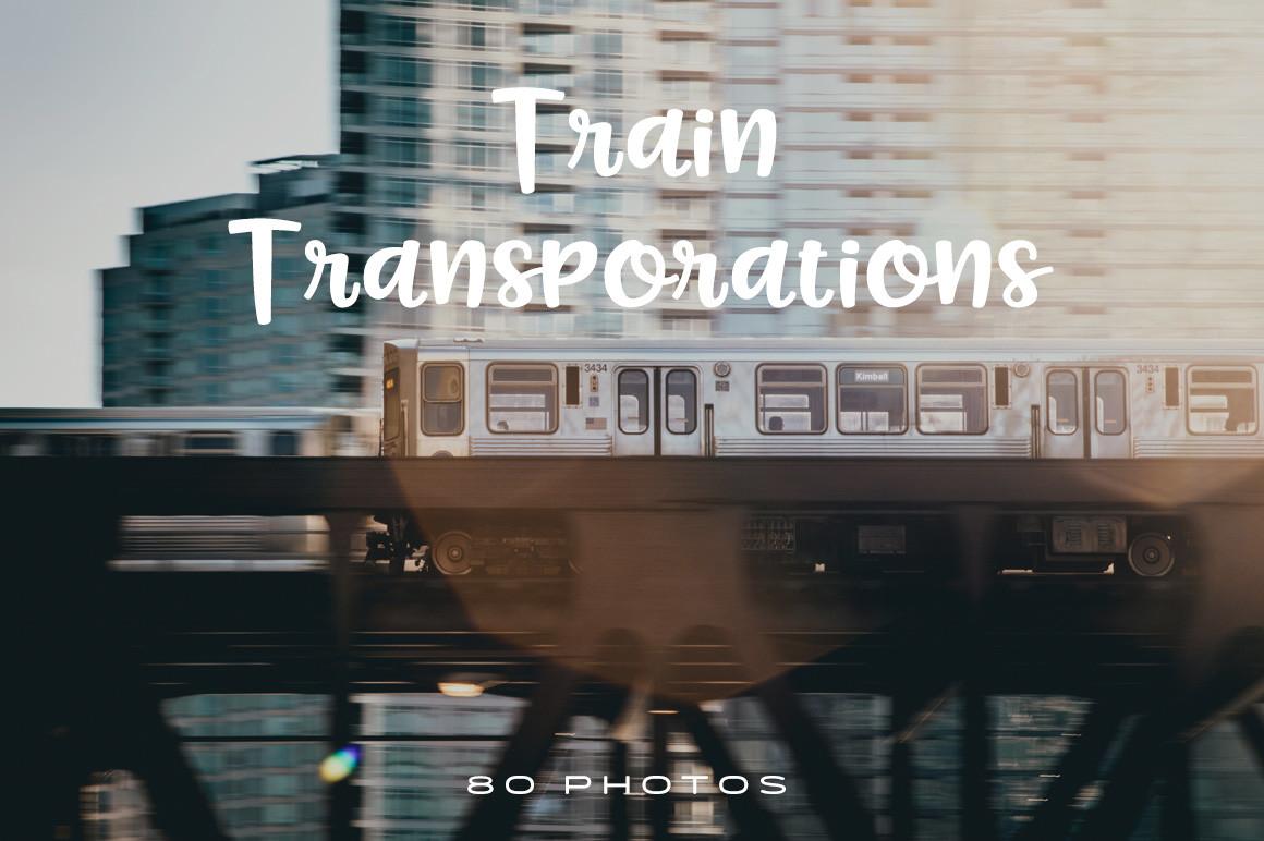 Train Transporation