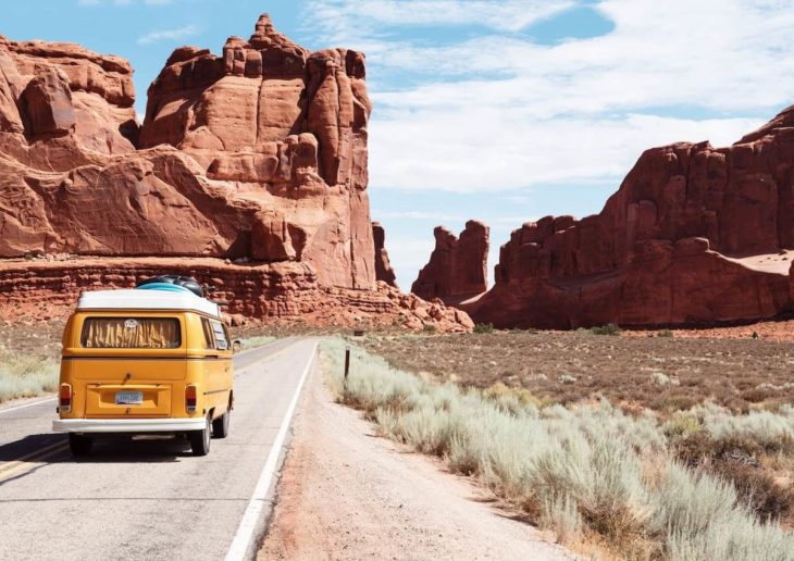 Best Places to Take a Road Trip
