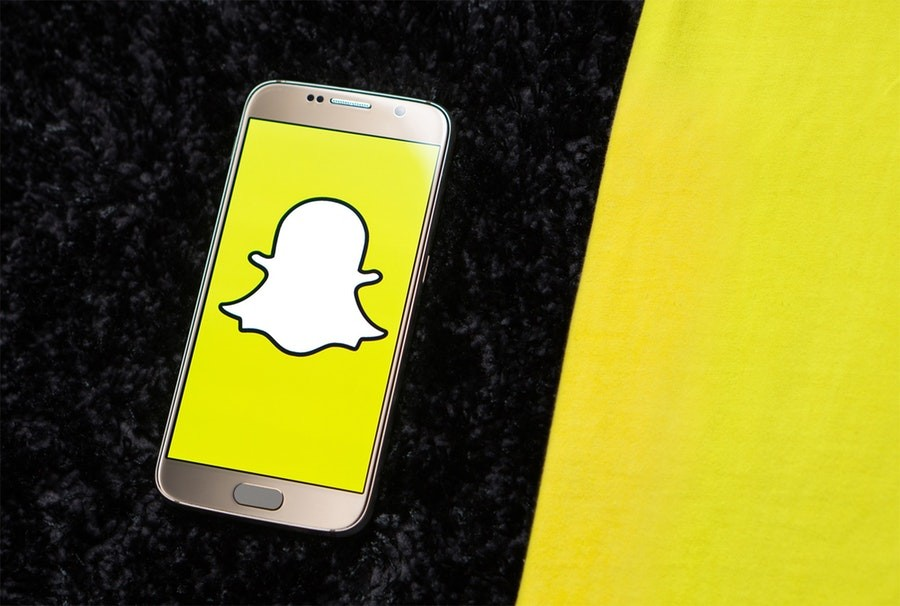 Snapchat-appliction