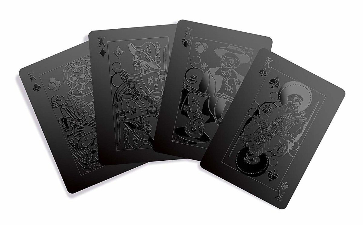 Day of The Dead Playing Cards by Gent Supply