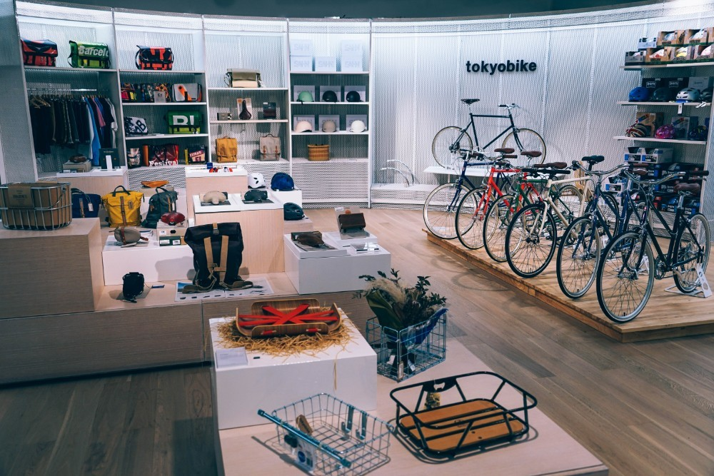 Bicycle-Store-inside-a-Shopping-Mall-in-Bangkok