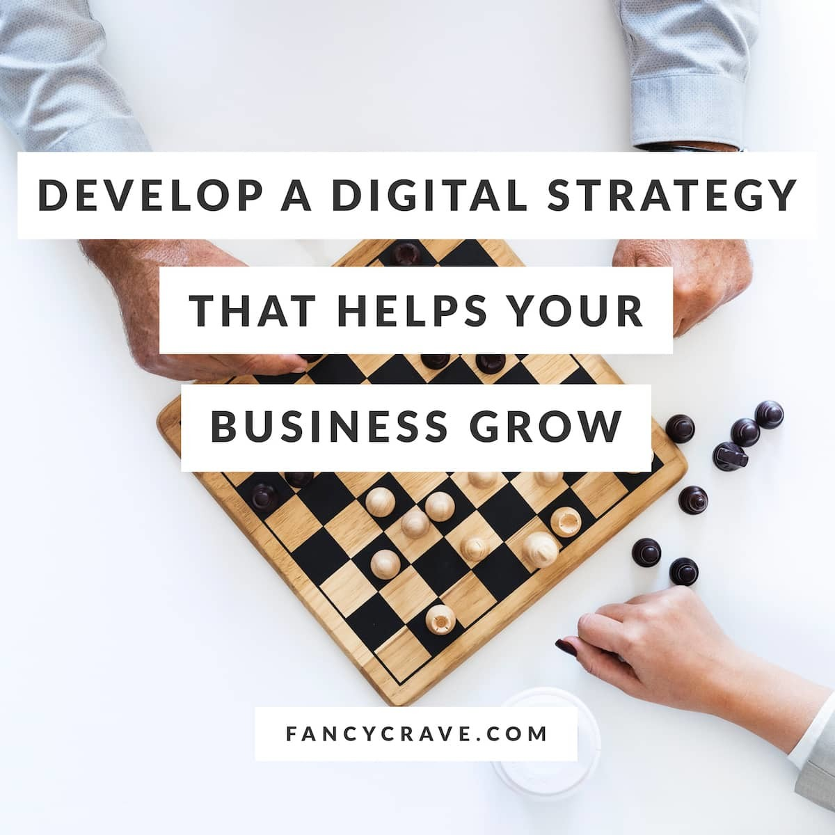 How to Develop a Digital Strategy That Helps Your Business Grow