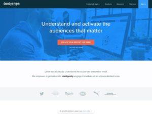 Audiense Insights Audiense