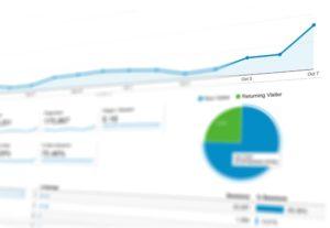 Goolge Analytics Chart