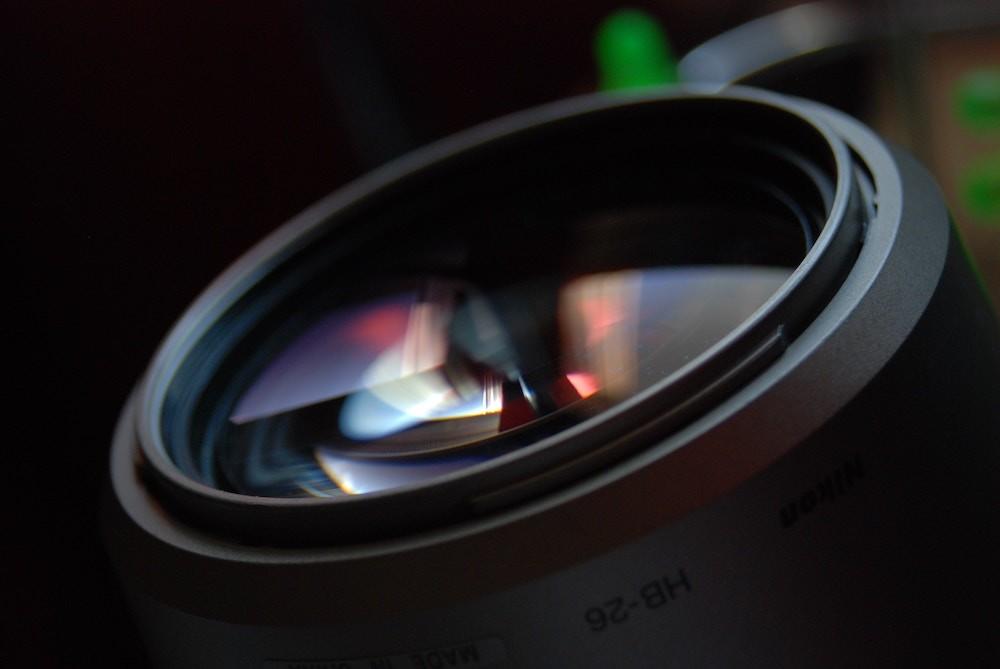 black-camera-lens