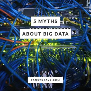 Myths About Big Data