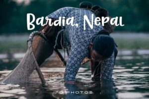 Bardiya Nepal Photo Pack