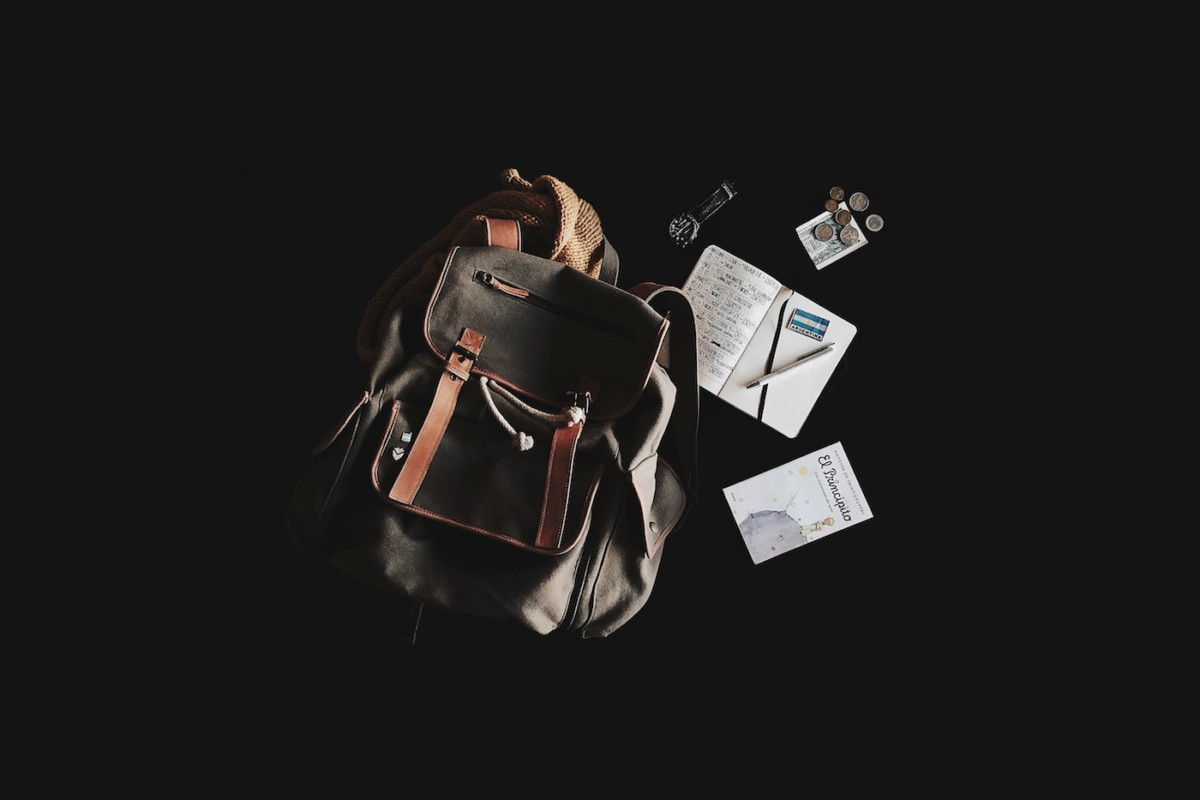 Daypack for Travelling