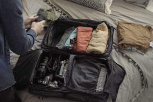 Hexad Access Travel Duffel Bag by Wandrd