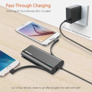 Portable Charger Jackery Bolt mAh Power bank