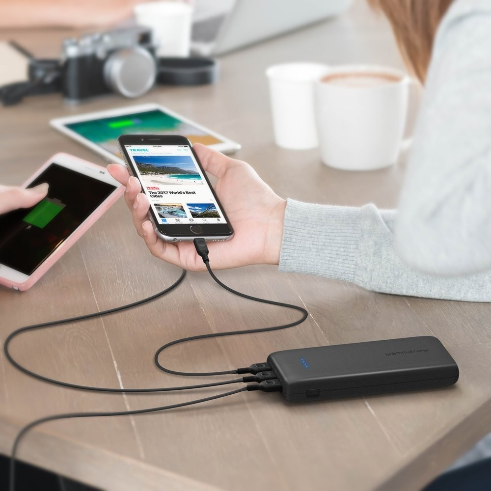 RAVPower mAh Portable Charger