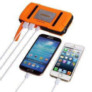 Unifun mAh Waterproof External Battery Power Bank Charger