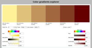 Color Gradients Explorer min