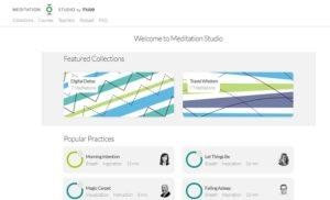 Meditation Studio meditation app
