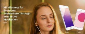 PAUSE meditation app
