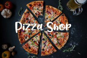 Pizza Shop Photo Pack