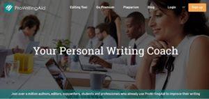 ProWritingAid grammar tools