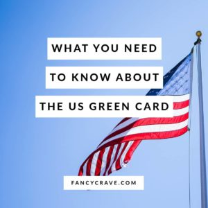 What You Need to Know About the US Green Card