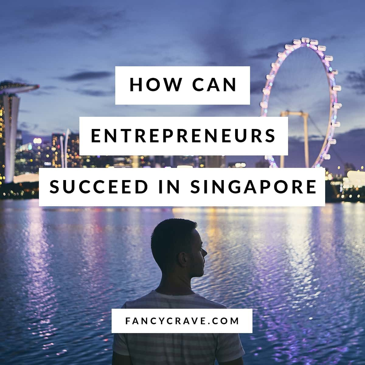 How can Entrepreneurs Succeed in Singapore
