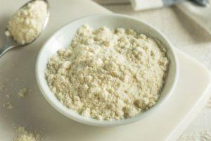 organic white vanilla protein powder PRGUEN