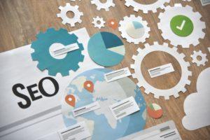 web optimization concept design PTHPH
