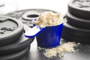 whey protein powder WAQKE