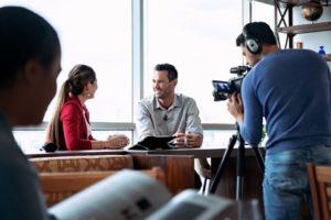 corporate interview XREBDTZ