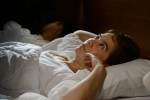 woman with insomnia PEGW
