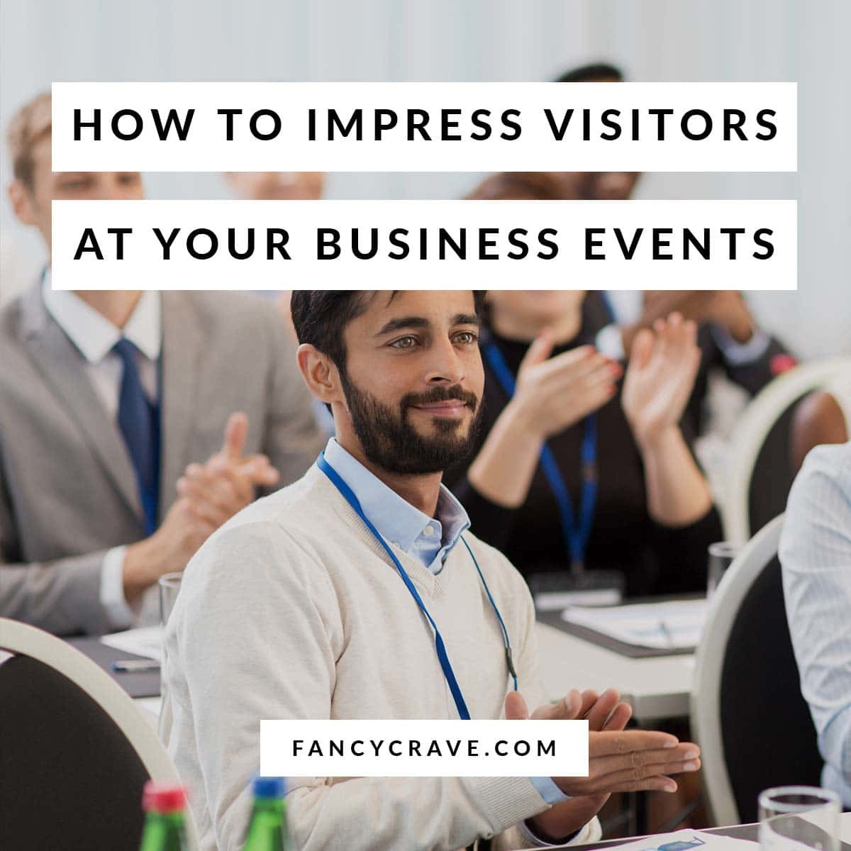 Amaze Your Event Visitors