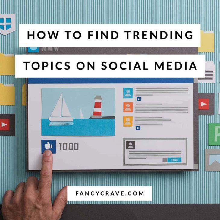 Trending on Social Media
