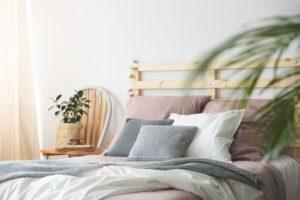 pink cozy bedding PQCGJWY