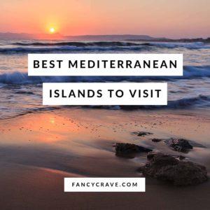Best Mediterranean Islands to Visit