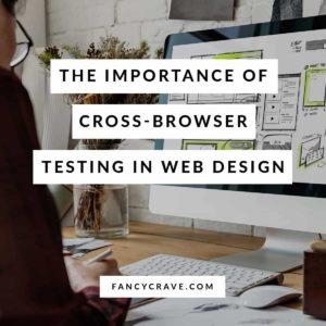 Cross Browser Testing in Web Design