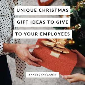 Unique Christmas Gift Ideas to Give To Your Employees