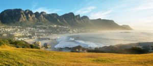 camps bay beach in cape town south africa with CVNMB