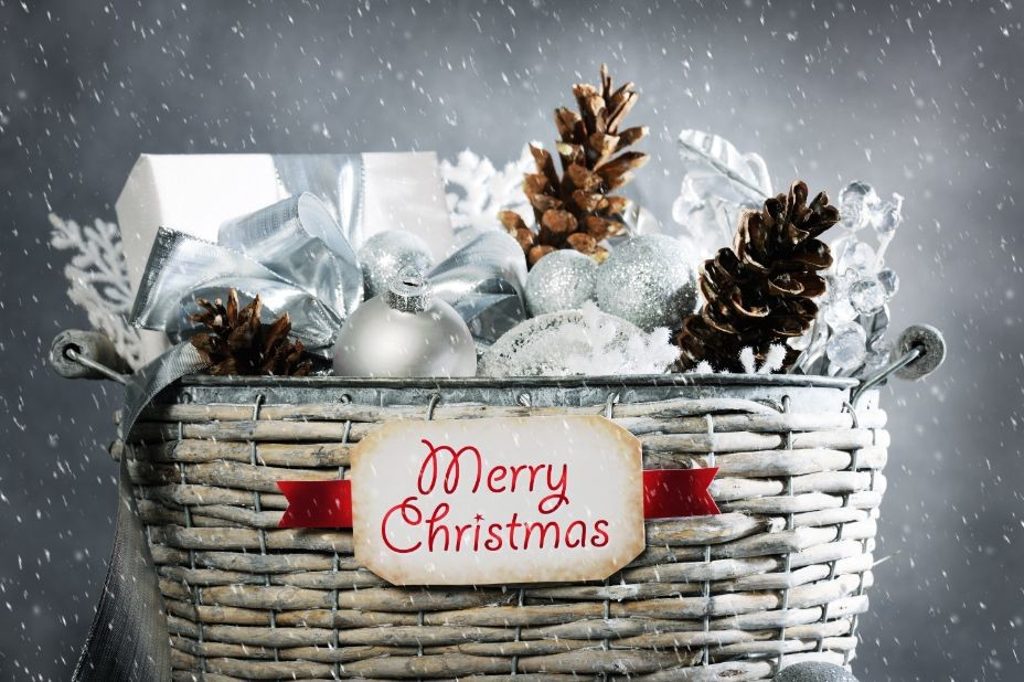 christmas basket KSMNCW