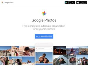 google photos screenshot