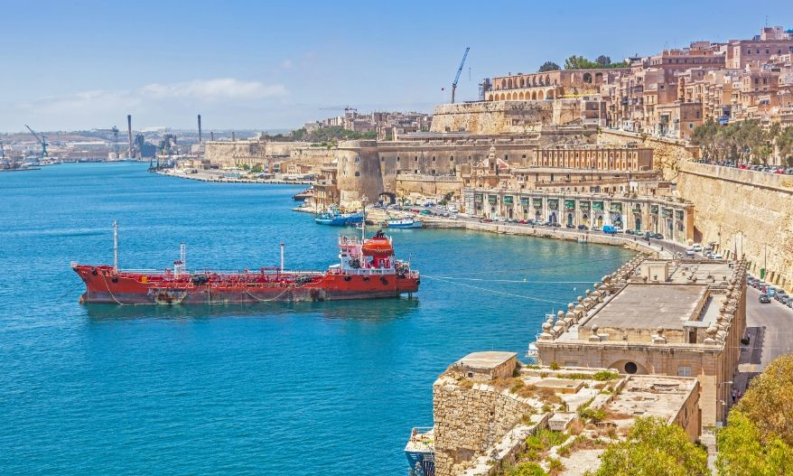 grand harbour in malta PTSFF